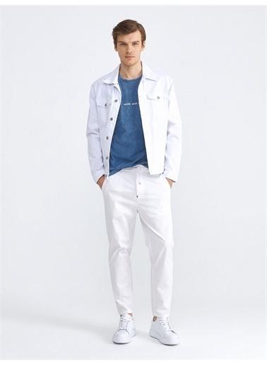 Xint Pantolon Beyaz